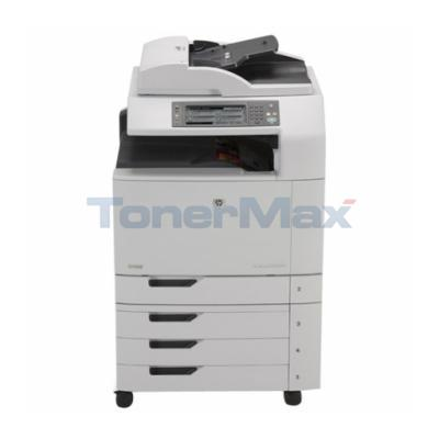 HP Color LaserJet CM-6040f